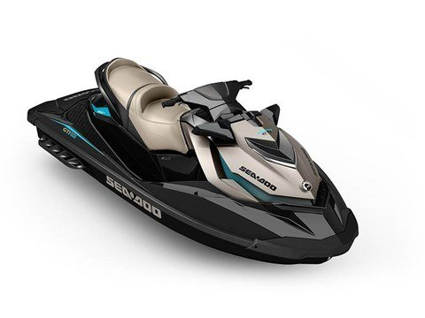 2016 Sea-Doo GTI Limited 155 in Victorville, California