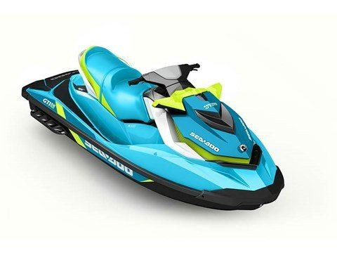 2016 Sea-Doo GTI SE 155 in Mooresville, North Carolina