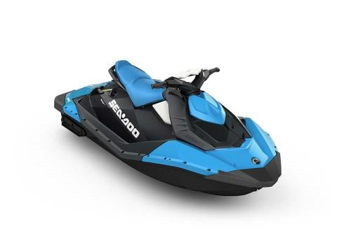 2016 Sea-Doo Spark 3up 900 H.O. ACE w/ iBR & Convenience Package Plus in Mineral, Virginia