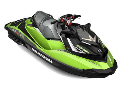 2017 Sea-Doo GTR-X 230 in Banning, California