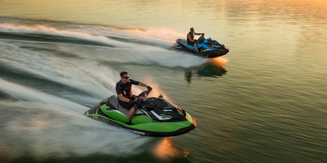 2017 Sea-Doo GTR-X 230 in Clinton Township, Michigan