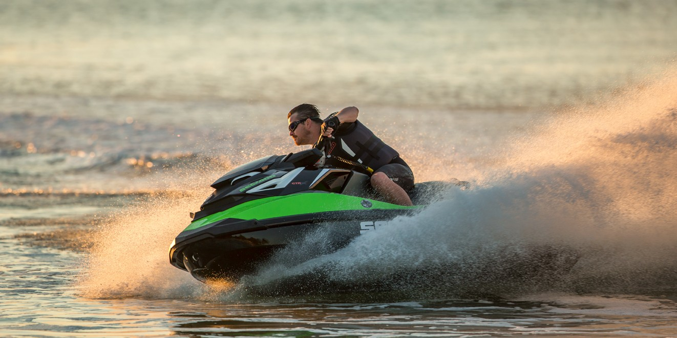 2017 Sea-Doo GTR-X 230 in Gaylord, Michigan