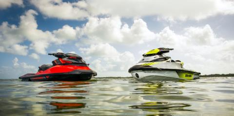 2017 Sea-Doo RXP-X 300 in Richardson, Texas