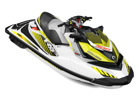 2017 Sea-Doo RXP-X 300 in Bakersfield, California
