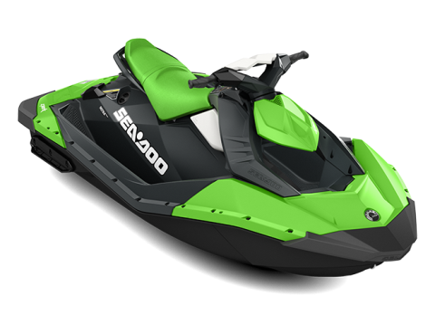2017 Sea-Doo SPARK 2up 900 ACE in Louisville, Tennessee