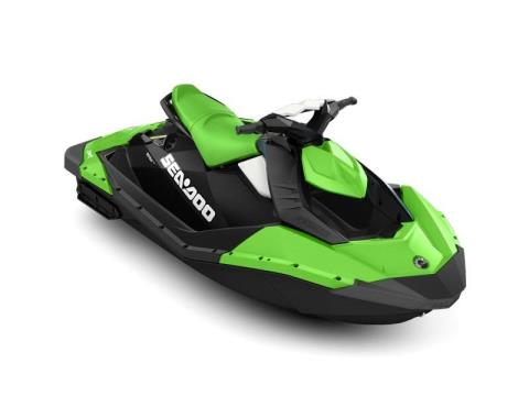2017 Sea-Doo SPARK 2up 900 H.O. ACE iBR & Convenience Package Plus in Woodinville, Washington