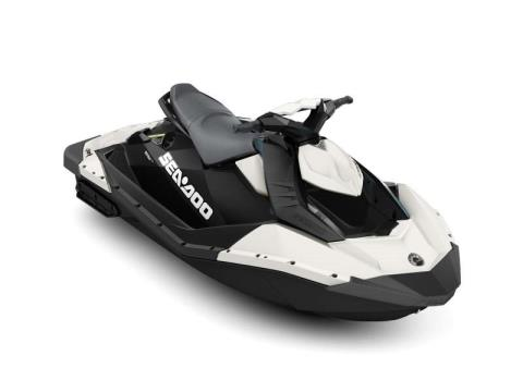 2017 Sea-Doo SPARK 2up 900 H.O. ACE iBR & Convenience Package Plus in Gridley, California
