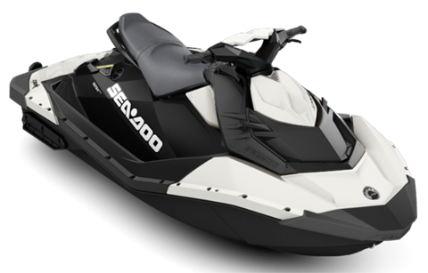 2017 Sea-Doo SPARK 2up 900 H.O. ACE iBR & Convenience Package Plus in Victorville, California