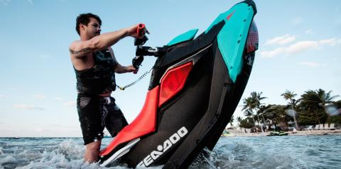 2017 Sea-Doo Spark 2up Trixx iBR in Las Vegas, Nevada