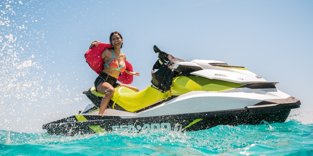 2017 Sea-Doo GTI in Clinton Township, Michigan