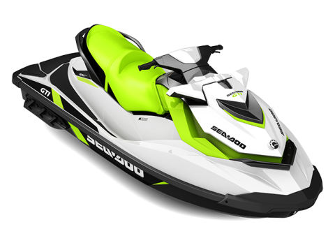 2017 Sea-Doo GTI in Laconia, New Hampshire