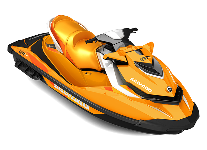 2017 Sea-Doo GTI SE in Lancaster, New Hampshire