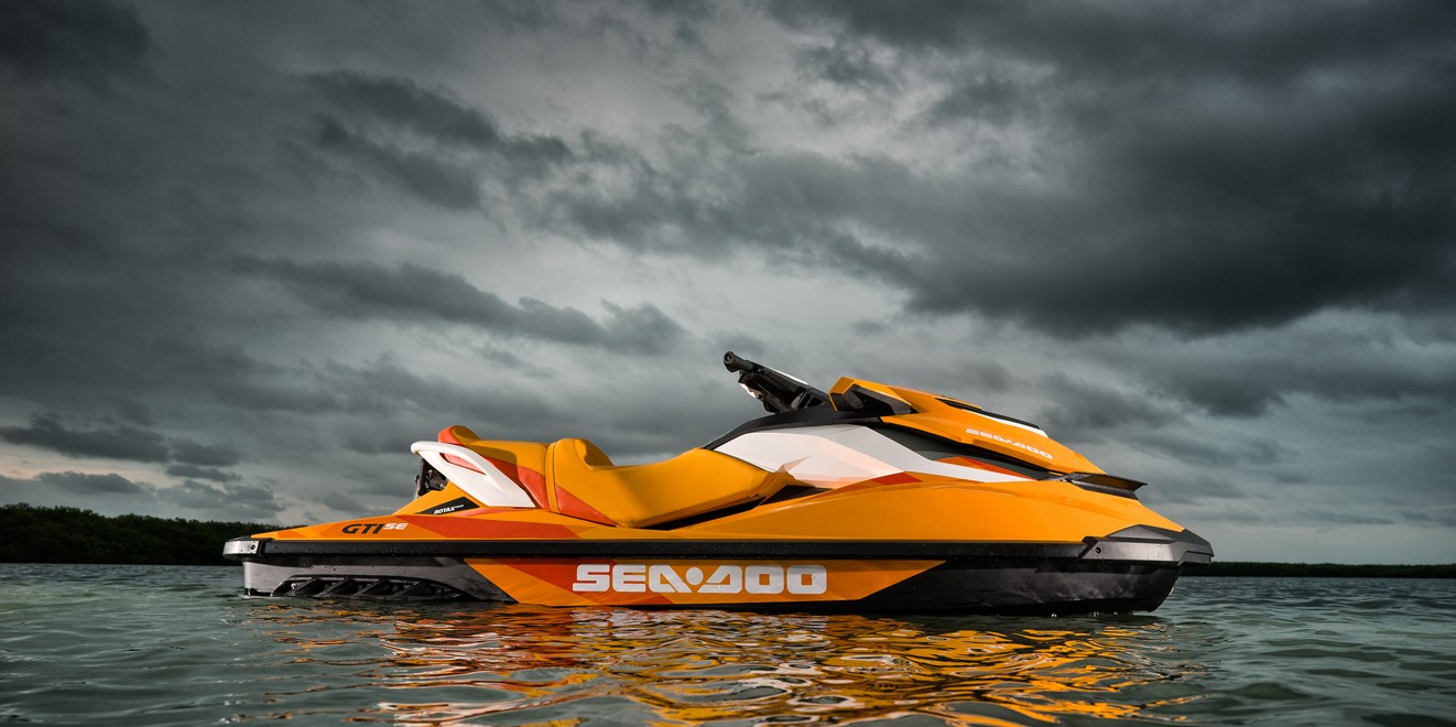 2017 Sea-Doo GTI SE 155 in Hampton Bays, New York