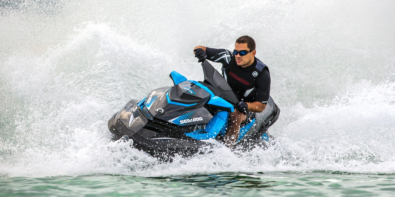 2017 Sea-Doo GTR 230 in Conroe, Texas