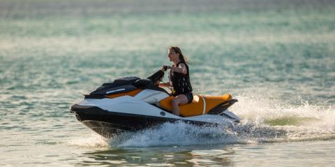 2017 Sea-Doo GTS in Laconia, New Hampshire
