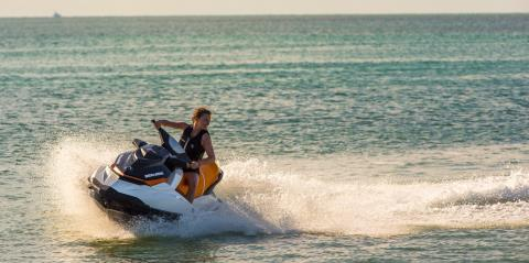 2017 Sea-Doo GTS in Island Park, Idaho