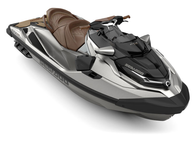 2018 Sea-Doo GTX Limited 230 Incl. Sound System in Victorville, California