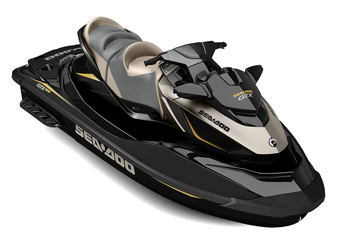 2017 Sea-Doo GTX S 155 in Adams, Massachusetts