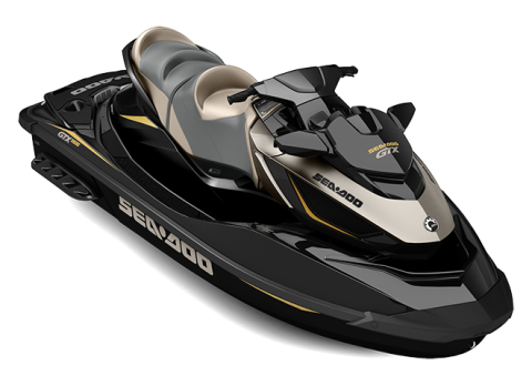 2017 Sea-Doo GTX S 155 in Wilmington, North Carolina