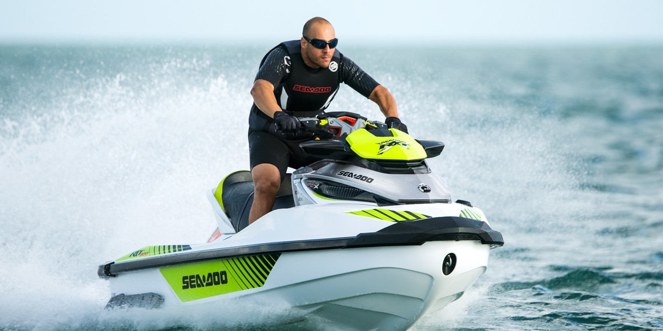 2017 Sea-Doo RXT-X 300 in Island Park, Idaho