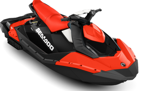 2017 Sea-Doo SPARK 3up 900 H.O. ACE in New Britain, Pennsylvania