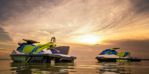 2017 Sea-Doo WAKE 155 in Corona, California