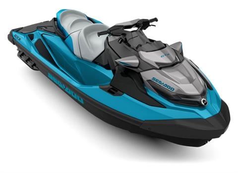 2018 Sea-Doo GTX 155 iBR Incl. Sound System in Dickinson, North Dakota