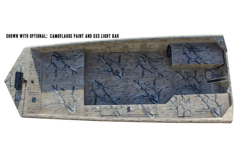 2016 SeaArk DXS 2072 SLD in Bryant, Arkansas