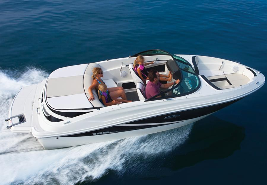 2012 Sea Ray 190 Sport in Holiday, Florida