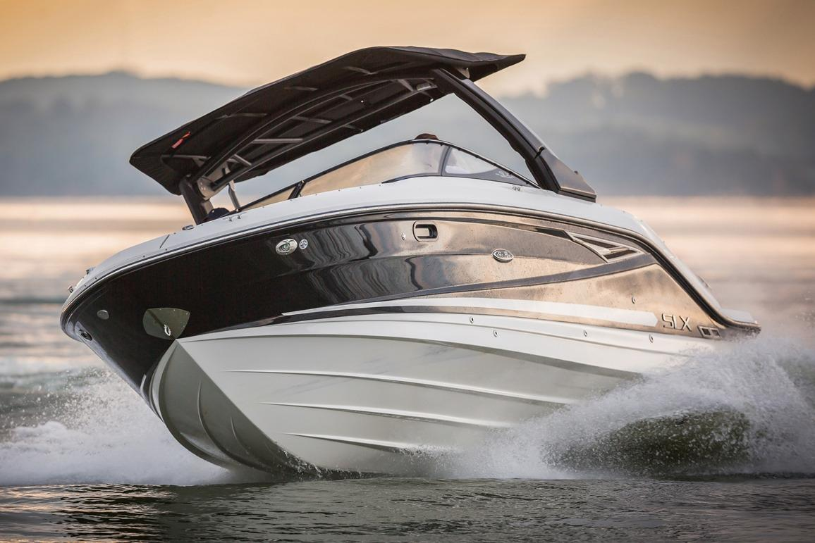 2017 Sea Ray SLX 280 in Holiday, Florida