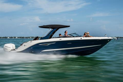 2017 Sea Ray SLX 310 OB in Holiday, Florida