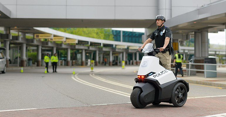 2017 Segway SE-3 Patroller in Oakdale, New York