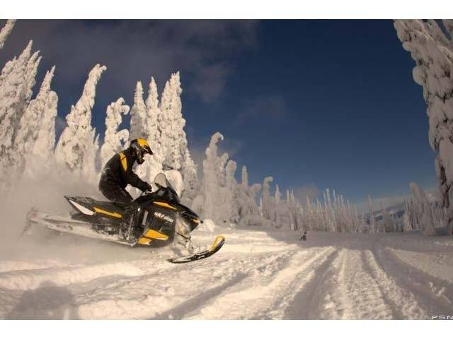 2012 Ski-Doo Renegade® Adrenaline E-TEC® 800R ES in Clinton Township, Michigan