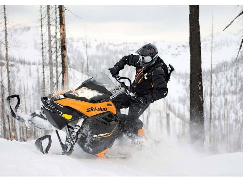 2014 Ski-Doo Summit® SP E-TEC® 800R 163 in Bozeman, Montana