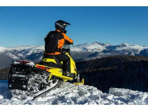 "2015 Ski-Doo Summit® X® 174 800R E-TEC®, PowderMax 3.0"" in Dickinson, North Dakota"