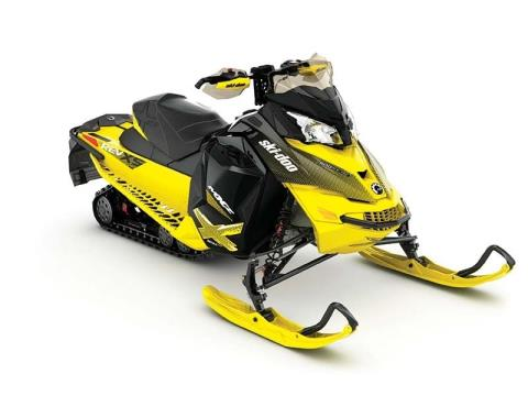 2015 Ski-Doo MX Z® X®600 H.O. E-TEC® E.S. w/ Adj. Susp. in Dickinson, North Dakota