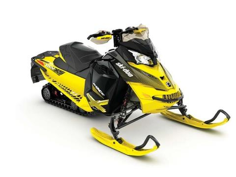 2015 Ski-Doo MX Z® X® 800R E-TEC® E.S., Ripsaw  w/ Adj. Susp. in Dickinson, North Dakota
