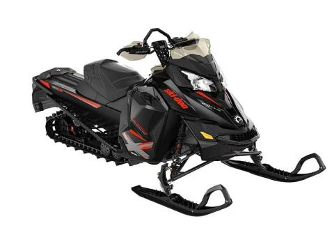"2015 Ski-Doo Renegade® Backcountry™ X 800R E-TEC® E.S. Powdermax 1.75"" in Dickinson, North Dakota"