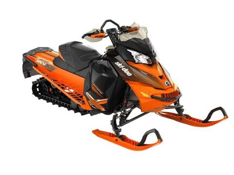 "2015 Ski-Doo Renegade® Backcountry™ X® 800R E-TEC® E.S. Powdermax 1.75"" in Dickinson, North Dakota"