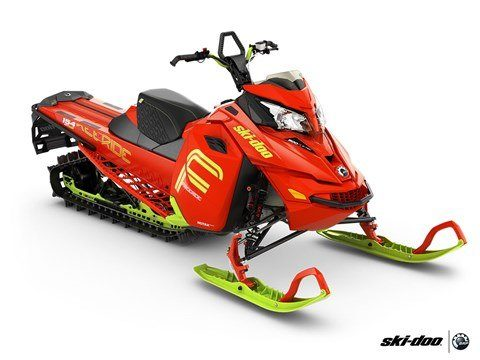 2016 Ski-Doo Freeride 154 800R E-TEC, PowderMax 2.5