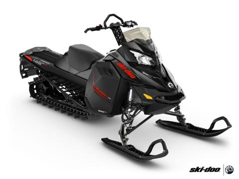 2016 Ski-Doo Summit SP 154 600 H.O. E-TEC, PowderMax 2.5