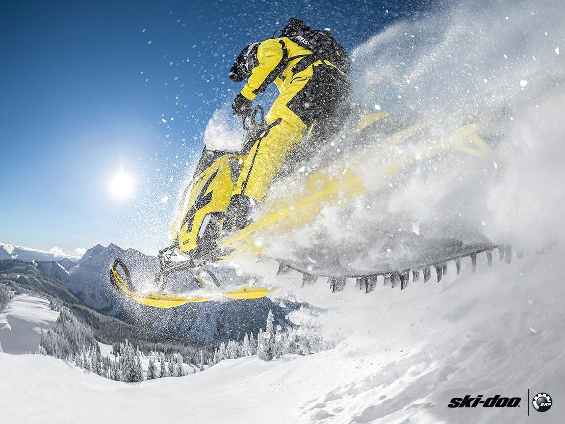 "2016 Ski-Doo Summit X T3 154 800R E-TEC E.S., PowderMax 3.0"" LAC in Springville, Utah"
