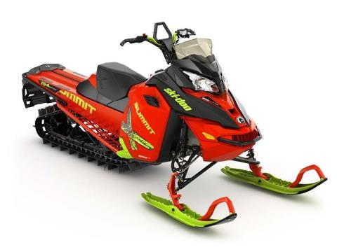 2016 Ski-Doo Summit X T3 154 800R E-TEC, PowderMax 3.0