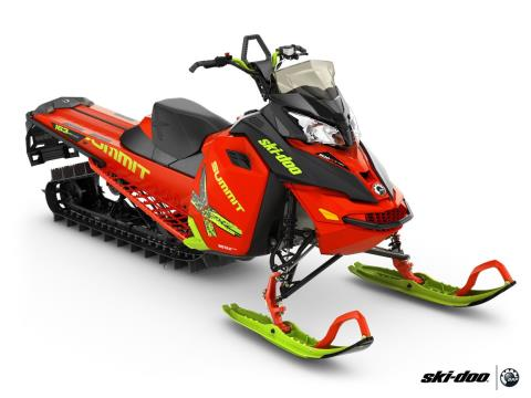 2016 Ski-Doo Summit X T3 163 800R E-TEC ES, PowderMax 3.0