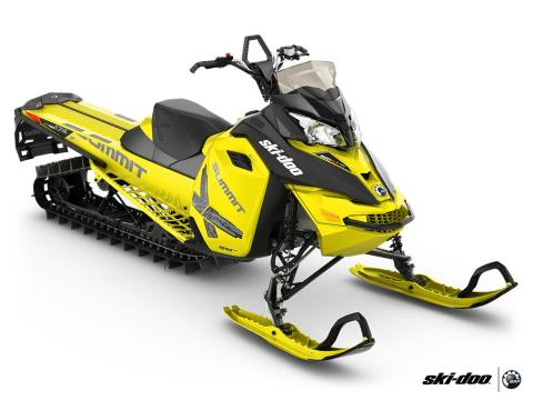 2016 Ski-Doo Summit X T3 174 800R E-TEC, PowderMax 3.0