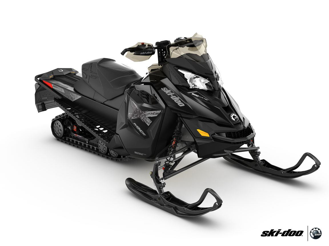 2016 Ski-Doo MX Z X 1200 4-TEC E.S., Ice Ripper XT in Dickinson, North Dakota