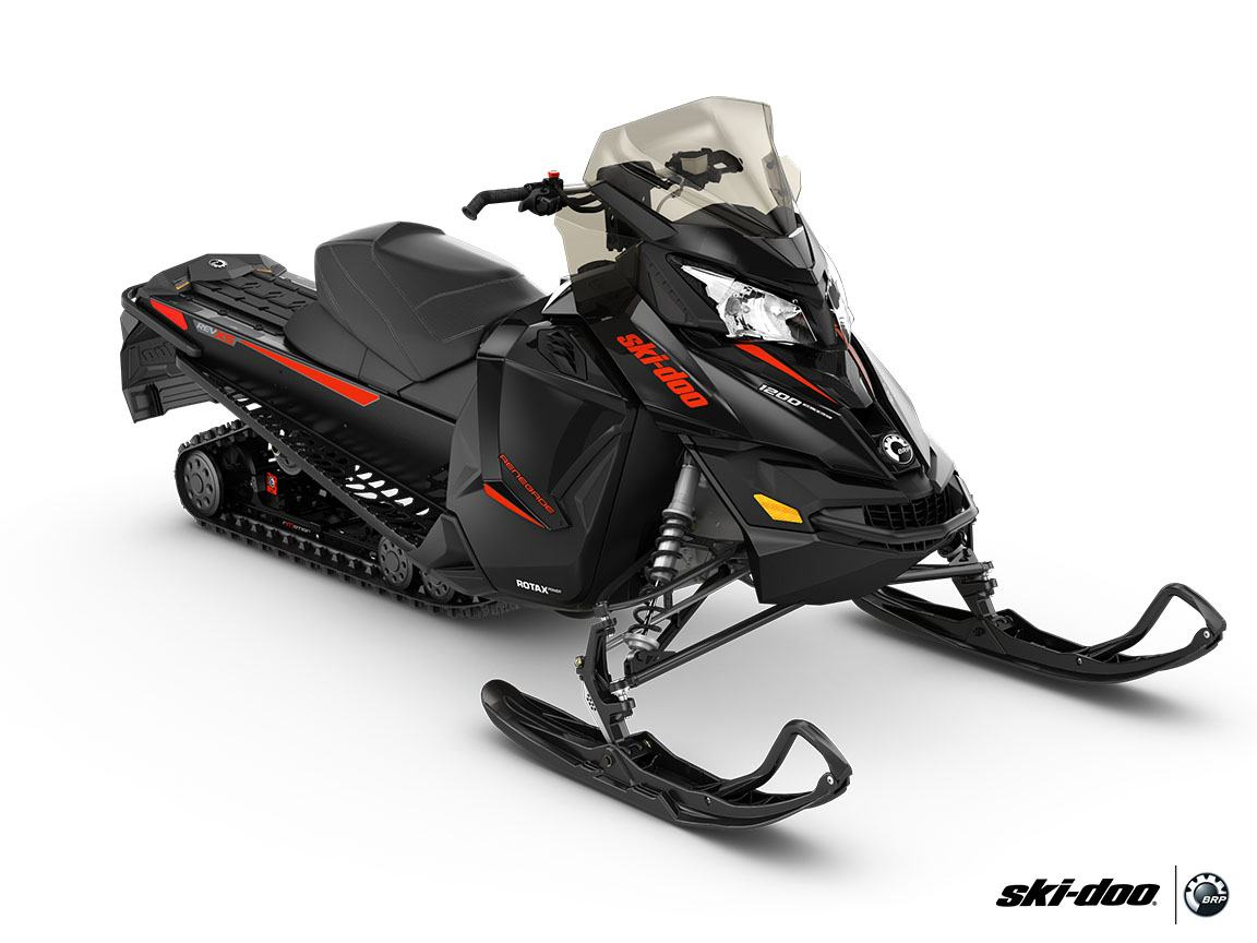 2016 Ski-Doo Renegade Adrenaline 1200 4-TEC ES in Dickinson, North Dakota