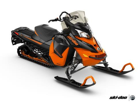 2016 Ski-Doo Renegade Backcountry 600 H.O. E-TEC in Dickinson, North Dakota