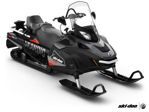 2016 Ski-Doo Skandic SWT 600 H.O. E-TEC E.S. in Dickinson, North Dakota