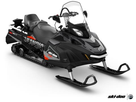2016 Ski-Doo Skandic WT 550F E.S. in Dickinson, North Dakota